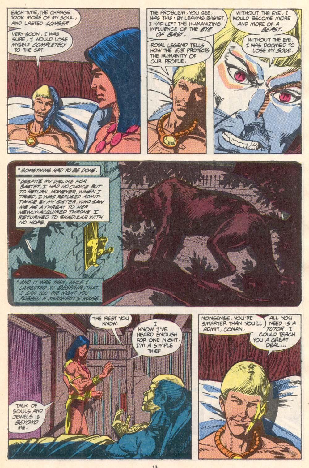 Conan the Barbarian (1970) Issue #227 #239 - English 10
