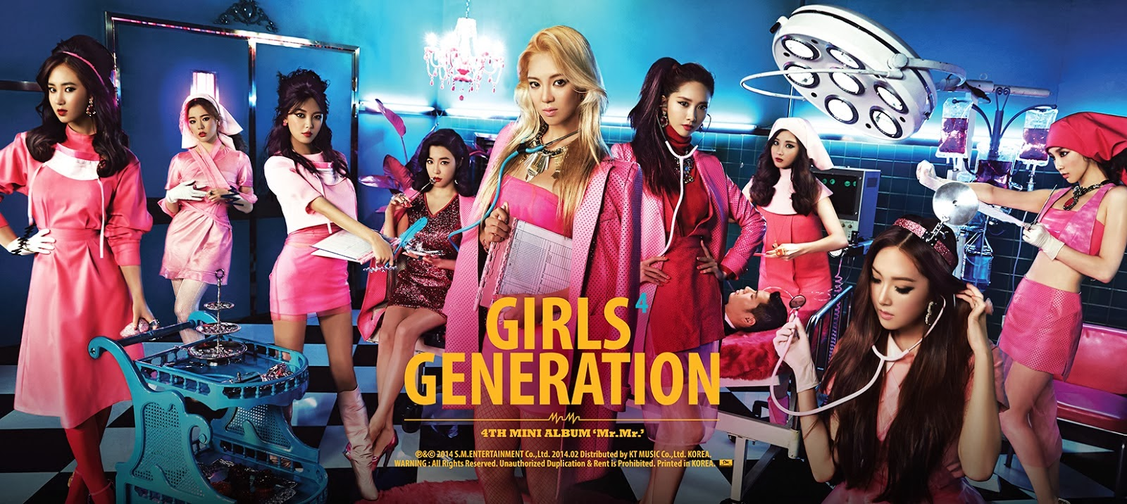 SNSD Mr Mr Wallpaper HD Girls Generation