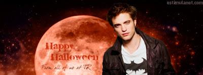 Capas para Facebook halloween Vampiro Edward