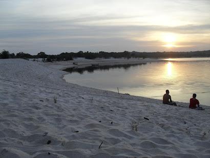 Praia da Ponta Grande-Arapiuns