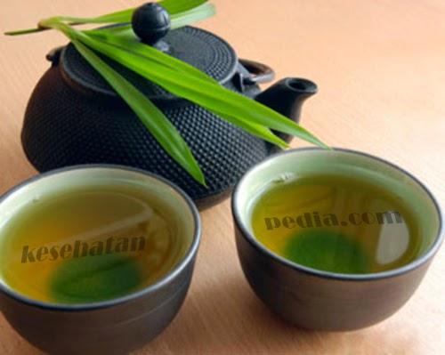 tata cara mengkonsumsi teh hijau