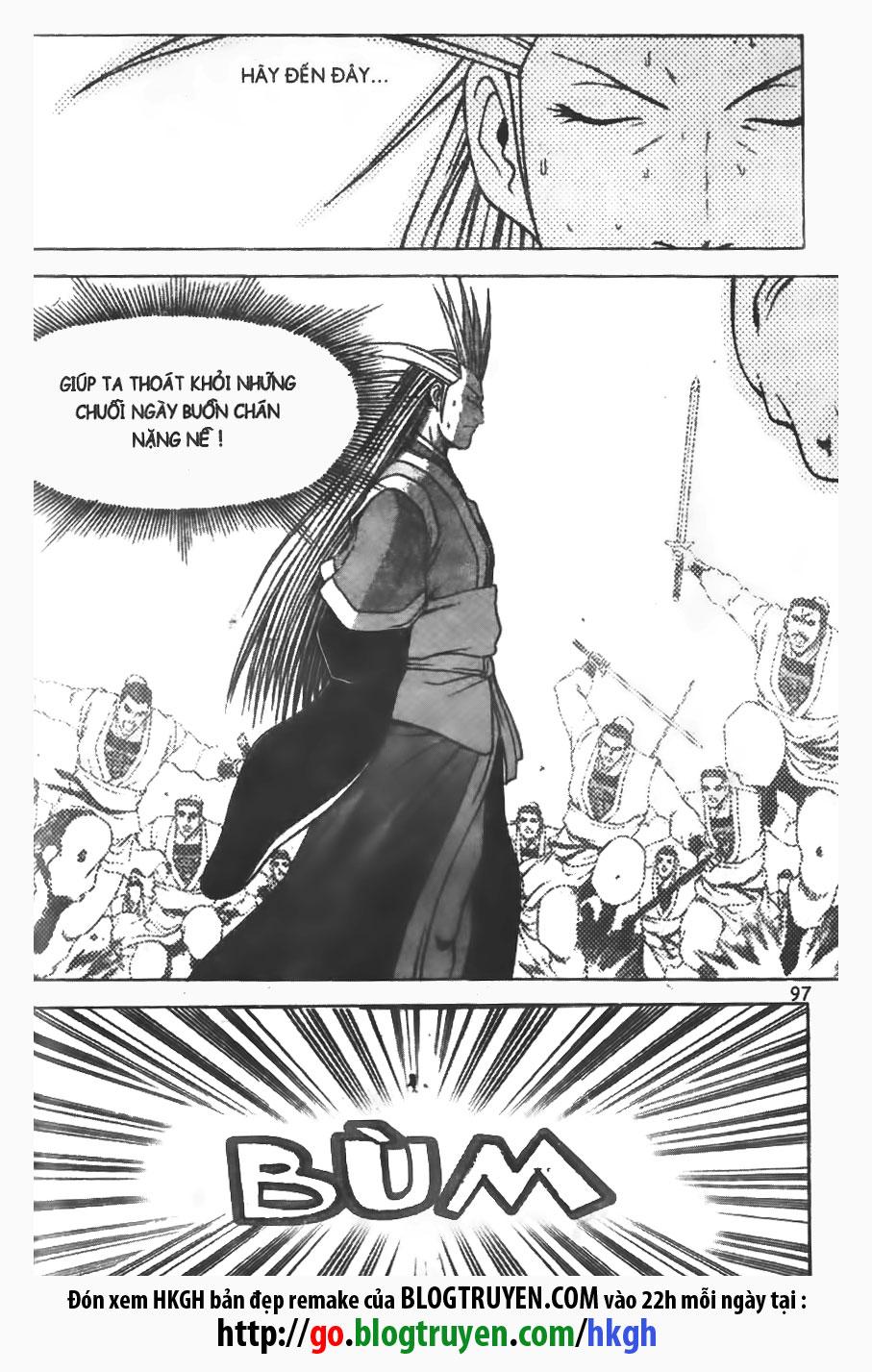 Hiệp Khách Giang Hồ chap 204 page 17 - IZTruyenTranh.com