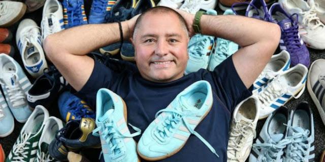 Hobi Koleksi Sepatu, Suami Terancam Ditinggalkan Istri