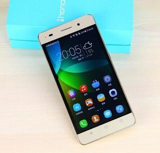 Harga Hape Huawei Honor 4C Octa-Core 64-Bit Masuk Dikelas Menengah
