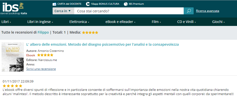 Recensione IBS