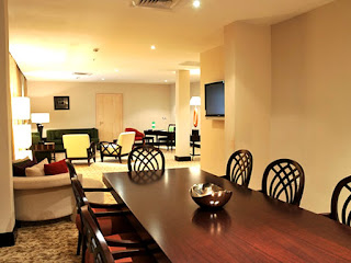 Best Western Premier Port Harcourt Hotel Presidential Suite