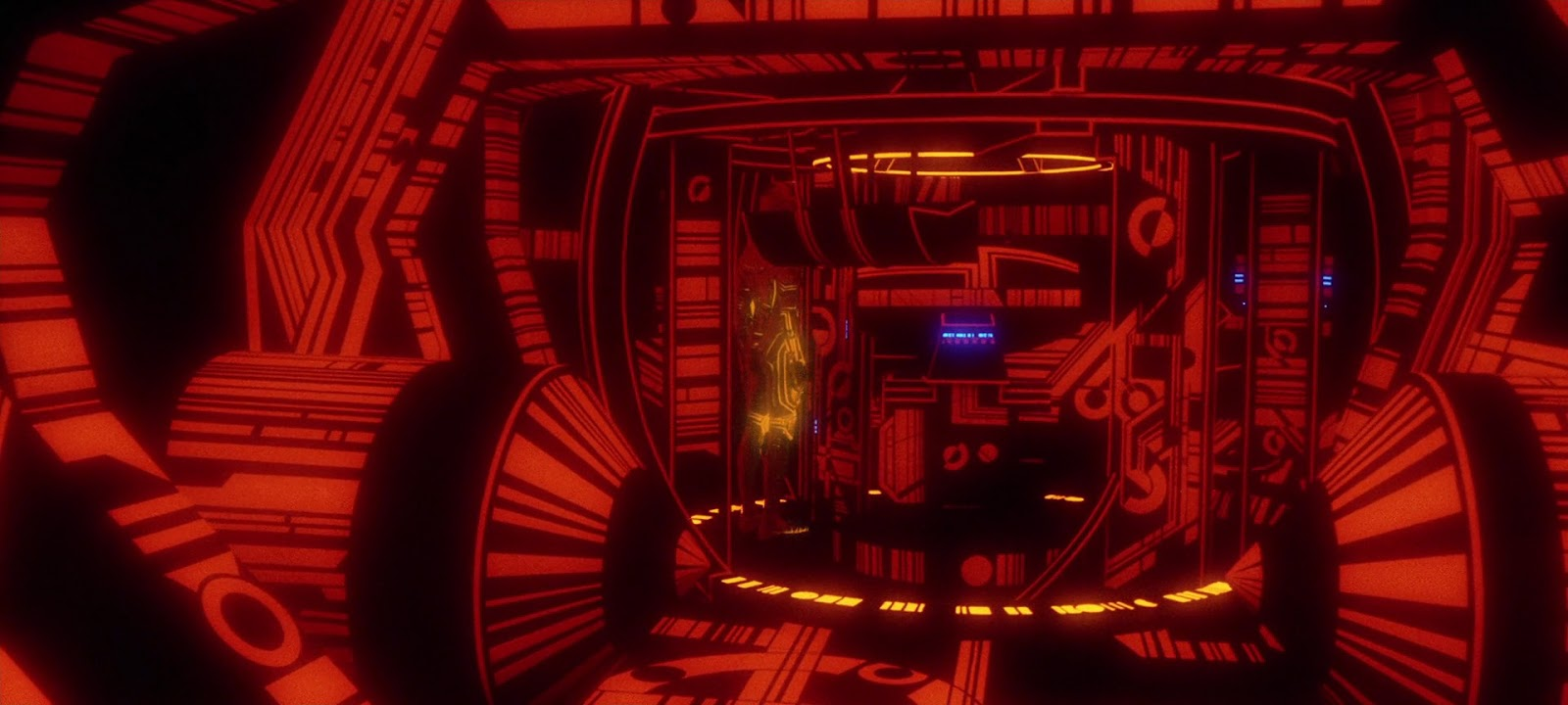 The Cathode Ray Mission: Screenshots: TRON (1982)