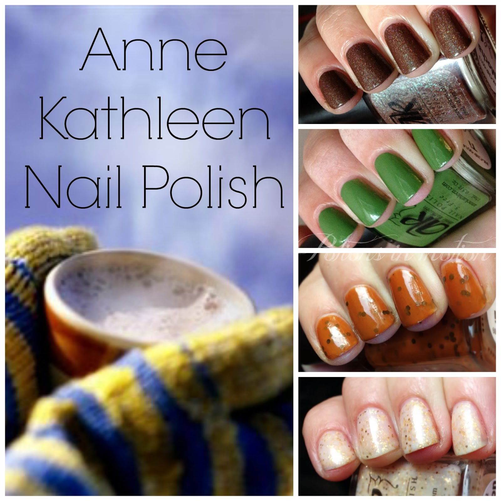 Potions in motion nail blog: Yummy fall drinks from Anne Kathleen ...