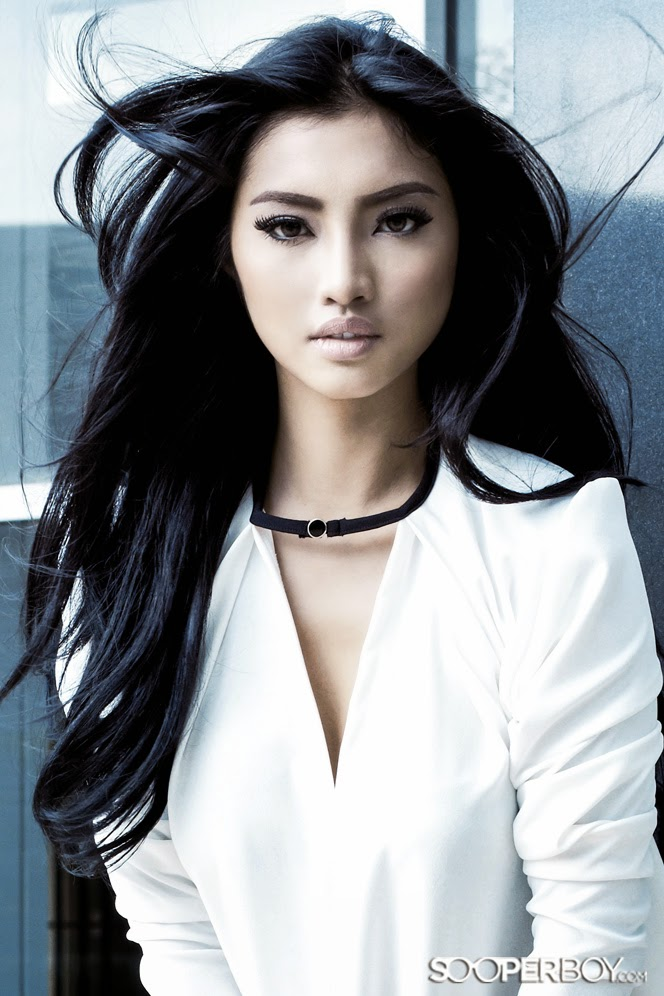 Image Result For Maria Park Seksi Galeri Photoshoot Model Indonesia