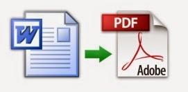 transformar documento em pdf