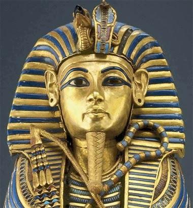 Tutankhamun, ruled ca. 1332 BC – 1323 BC