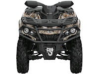 2013 Can-Am Outlander XT 500 ATV pictures 2