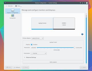 Kubuntu 15.04 Plasma 5 screenshots
