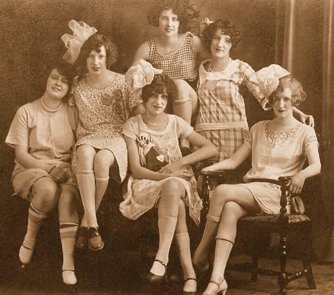 a 1920s woman essay