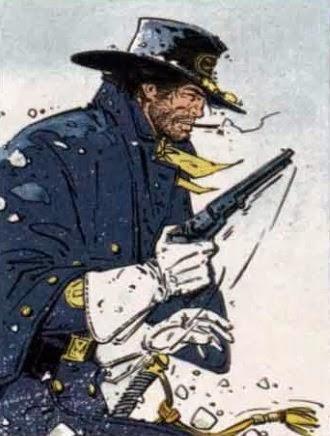 Las aventuras del teniente blueberry comic club for Teniente blueberry