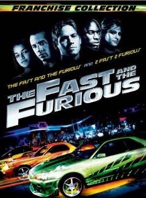 Fast And Furious Collection - Movie Lobster