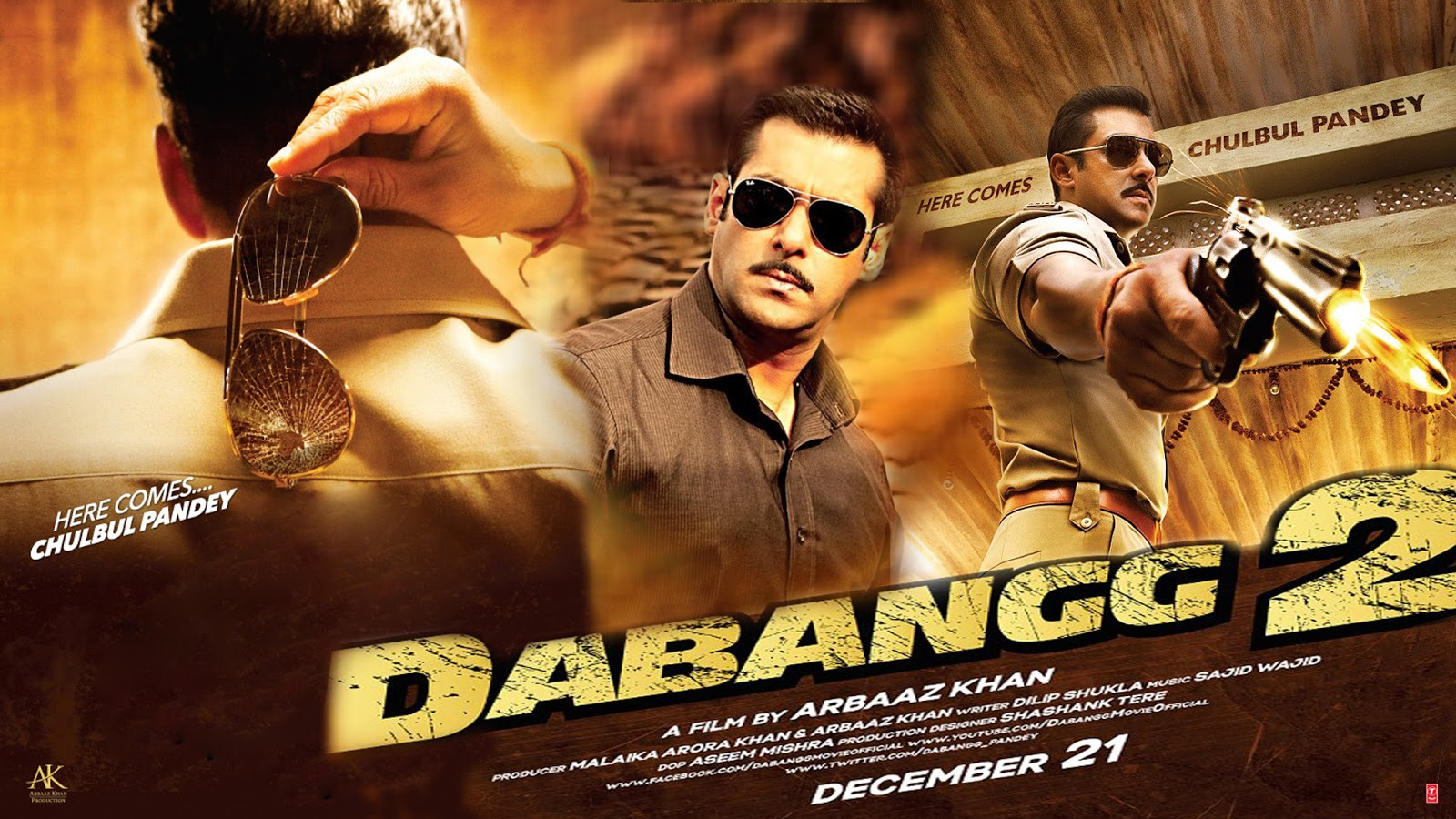 Dabangg 2 Movie