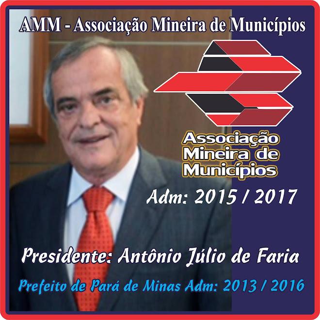 AMM * Associação Mineira de Minicípios