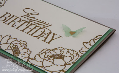 Stylish You've Got This Birthday Card - check out these new products from Stampin' Up! UK available here from 2 June
