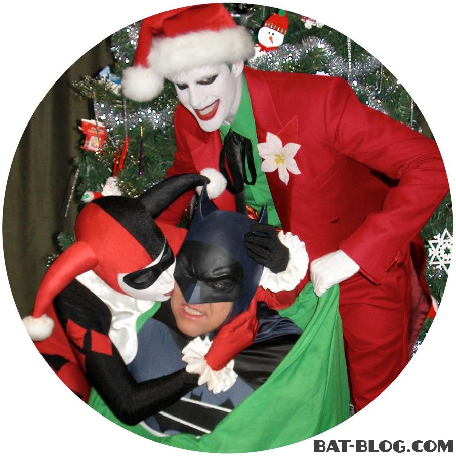 BAT - BLOG : BATMAN TOYS and COLLECTIBLES: HAPPY BATMAN CHRISTMAS ...