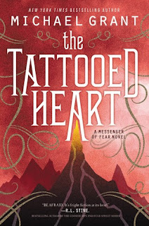 ARC Review: The Tattooed Heart by Michael Grant