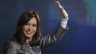 """""""El secreto detrás de la popularidad de la presidenta argentina"""""""
