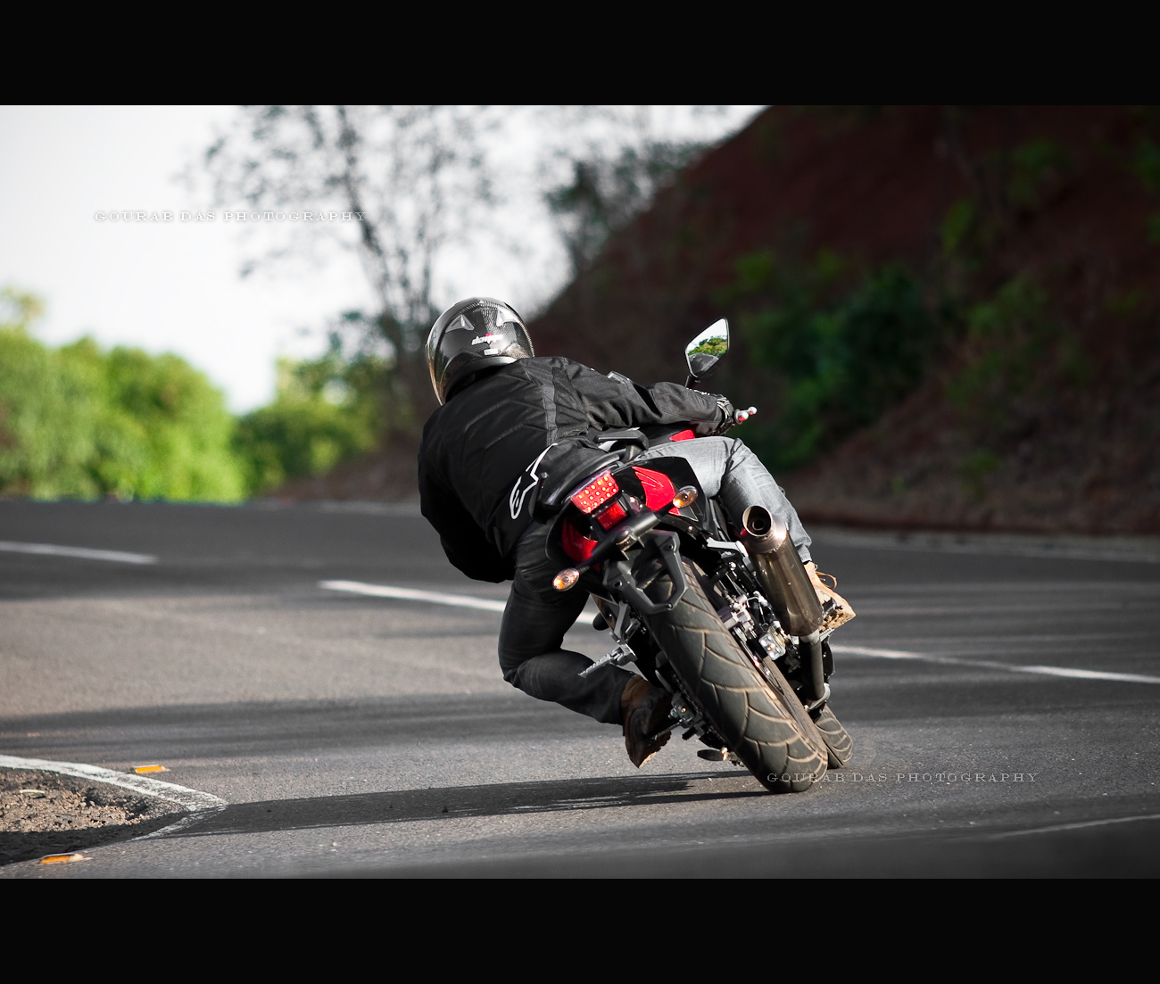 Ride Review Hyosung Hardcore Gt250r Bike Chronicles