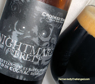 Nightmare on Brett Cognac close-up