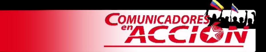 COMUNICADORES EN ACCIÓN
