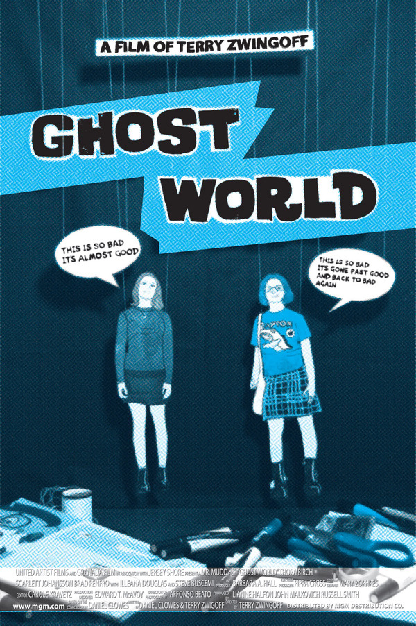 analysis on ghost world the graphic A summary of analysis in henrik ibsen's ghosts learn exactly what happened in this chapter, scene, or section of ghosts and what it means the main theme of ghosts is the extent to which society invades personal lives mrs alving, obsessed with keeping up appearances, tries to protect her late.