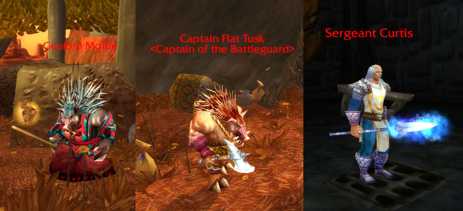 how to move the quest tracker in wow