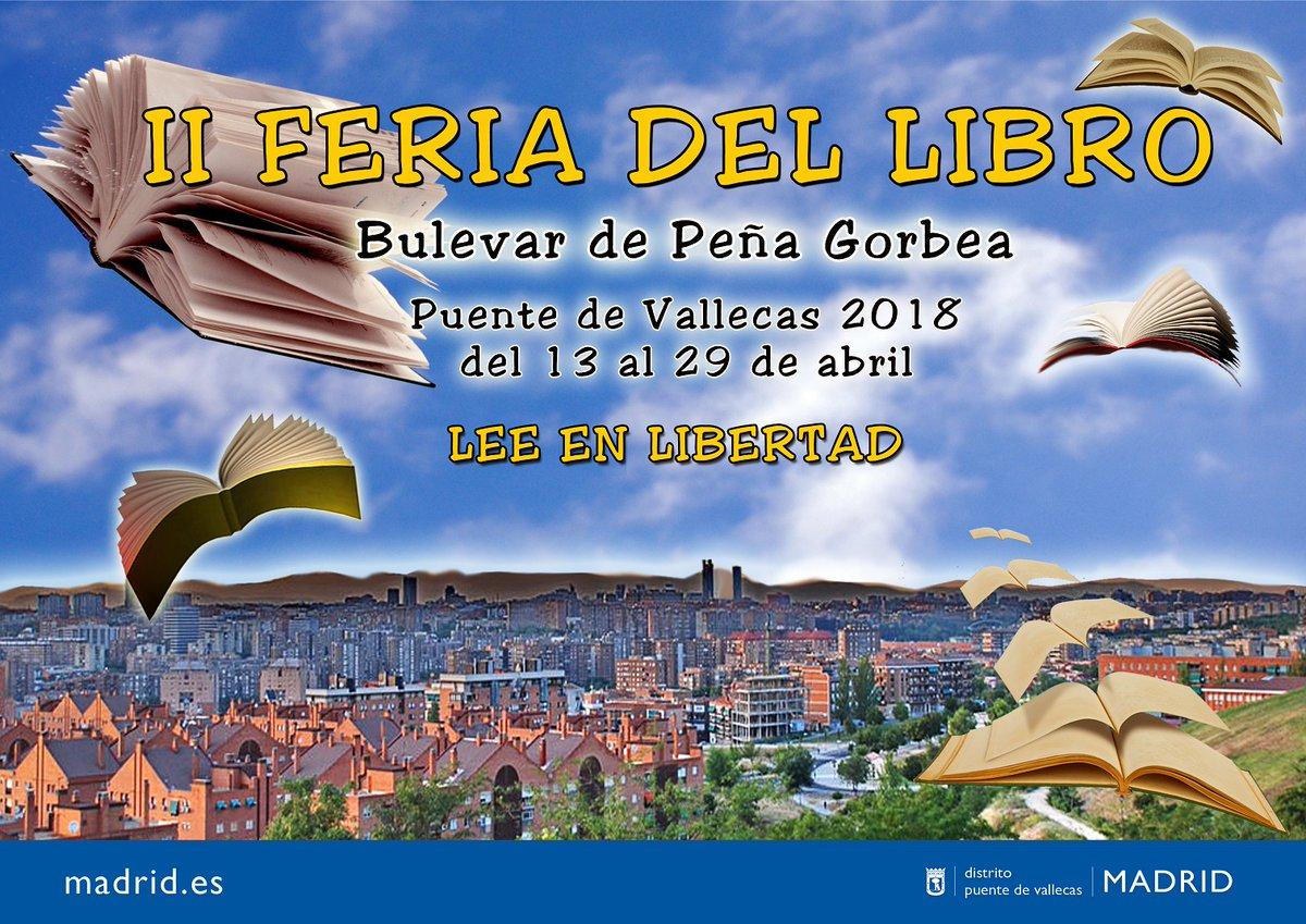 II FERIA DEL LIBRO - BULEVAR PEÑA GORBEA