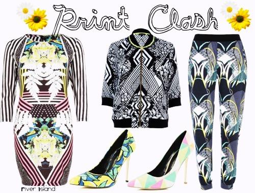 print clash 2014 river island