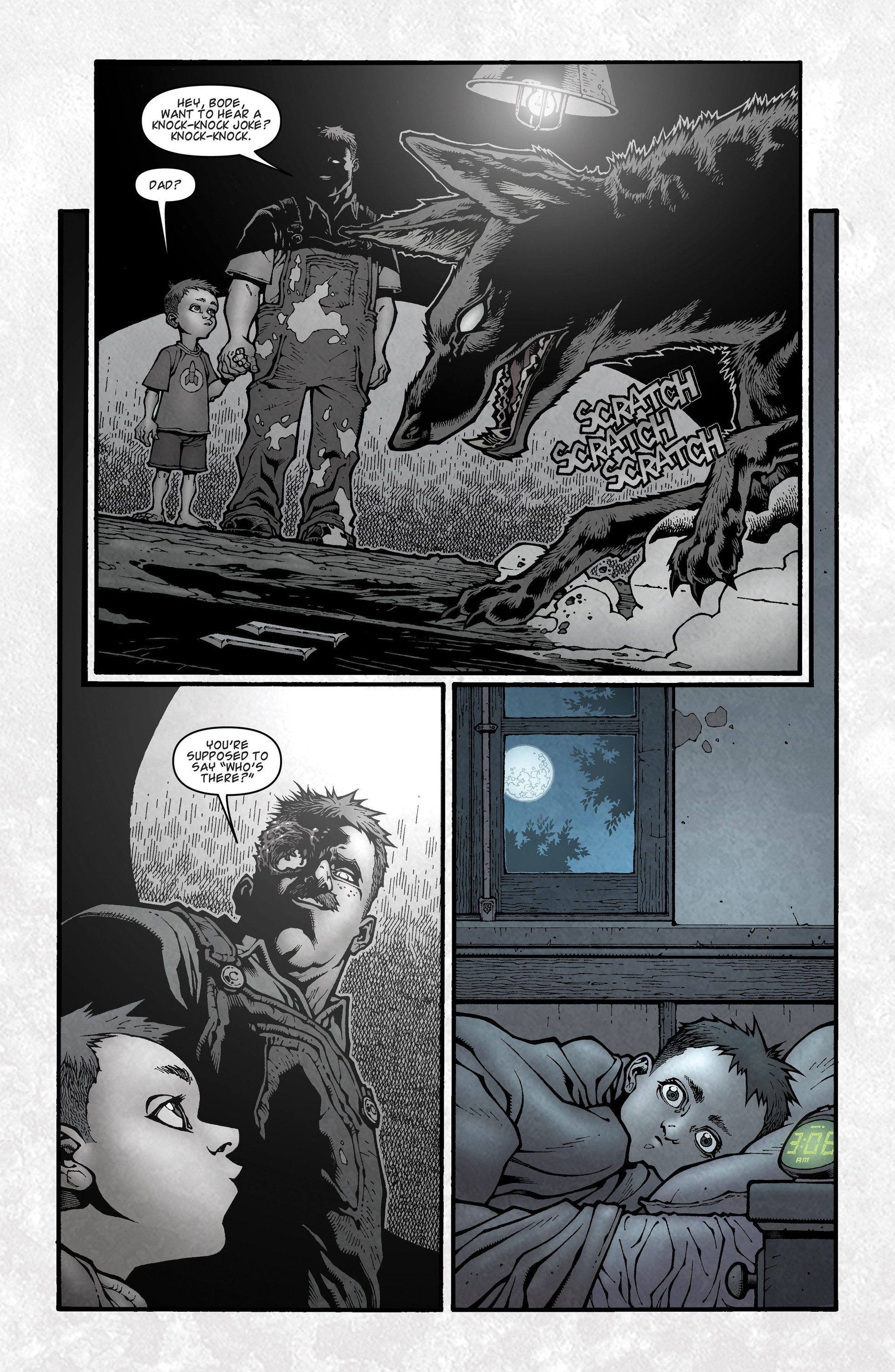 Locke & Key (2008) Issue #2 #2 - English 18