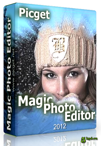 Picget Magic Photo Editor / Program De Editat Poze