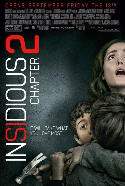 INSIDIOUS CHAPTER 2 (2013) CAM 450MB - Direct Download Links or Watch Online