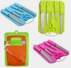 Min 60% Off on Imported range of Cutting Boards with Set of Knives start from Rs.284 @ Flipkart