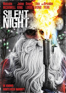 Silent+Night Natal Sangrento   BRRip AVI + RMVB Legendado