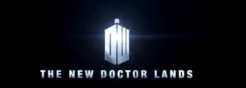 the new doctor who lands