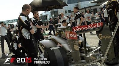 Gameplay F1 2015
