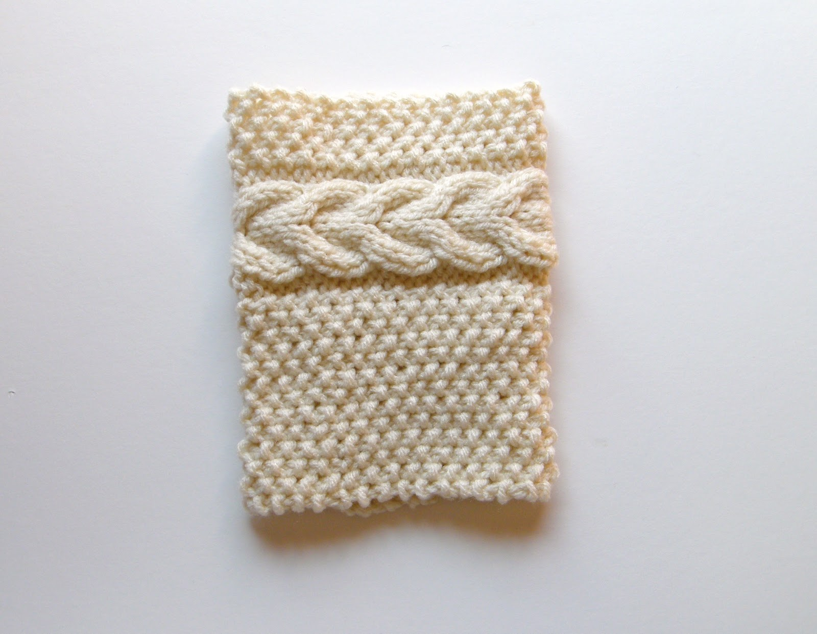 Free Baby Cardigan Knitting Pattern : Lewis Knits: Grace Cable Boot Cuffs