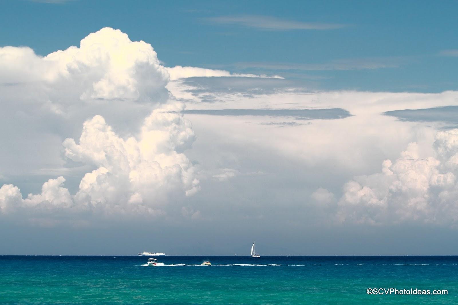 Green Blue Sea Waters at Skala Kefalonia I