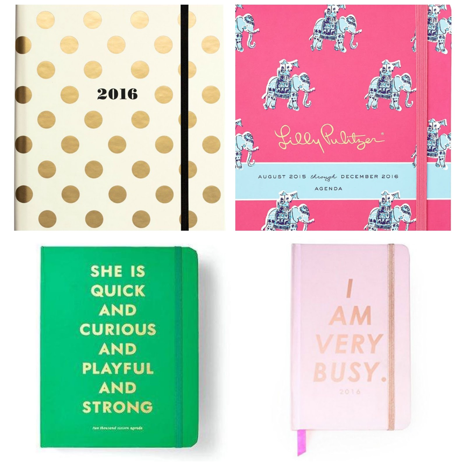 Maryland Pink and Green: How to Organize An Agenda + 8 Fab Agendas