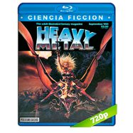 Heavy Metal (1981) BRRip 720p Audio Dual Latino-Ingles