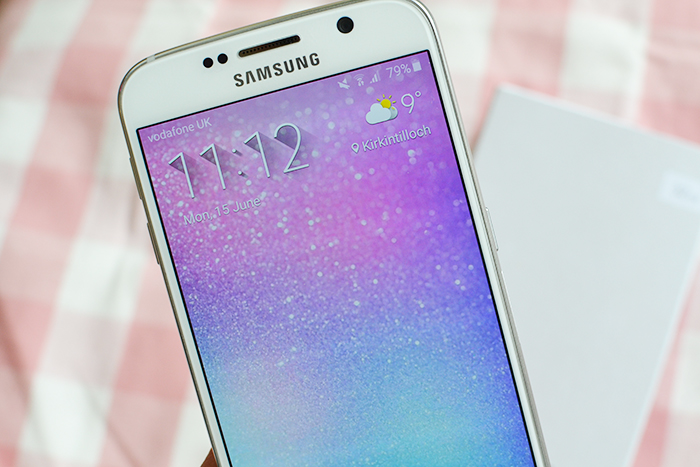 Samsung Galaxy S6 Review - Colours and Carousels Scottish Lifestyle Blog