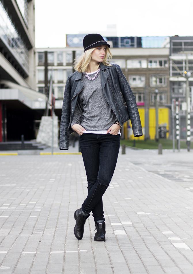 Fashion Attacks ootd grey