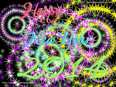 Happy New Year Wishes Greetings Cards Images Wallpapers 2014