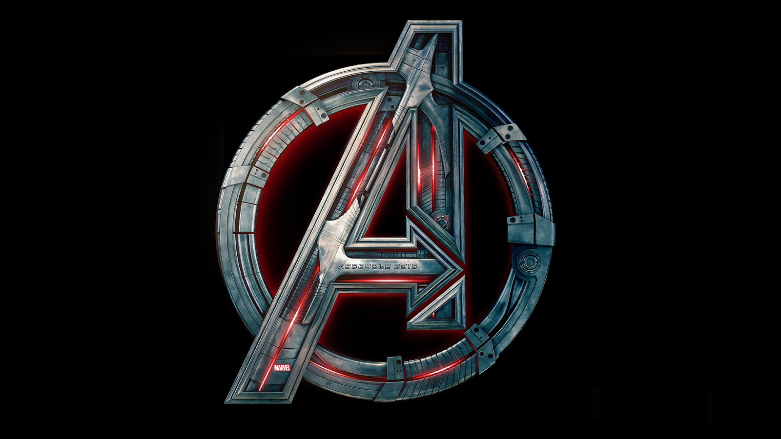 HD Logo Avengers 2 Age of Ultron Wallpaper
