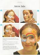 4 de febrero de 2013 maquillaje infantil carnaval ayjegp