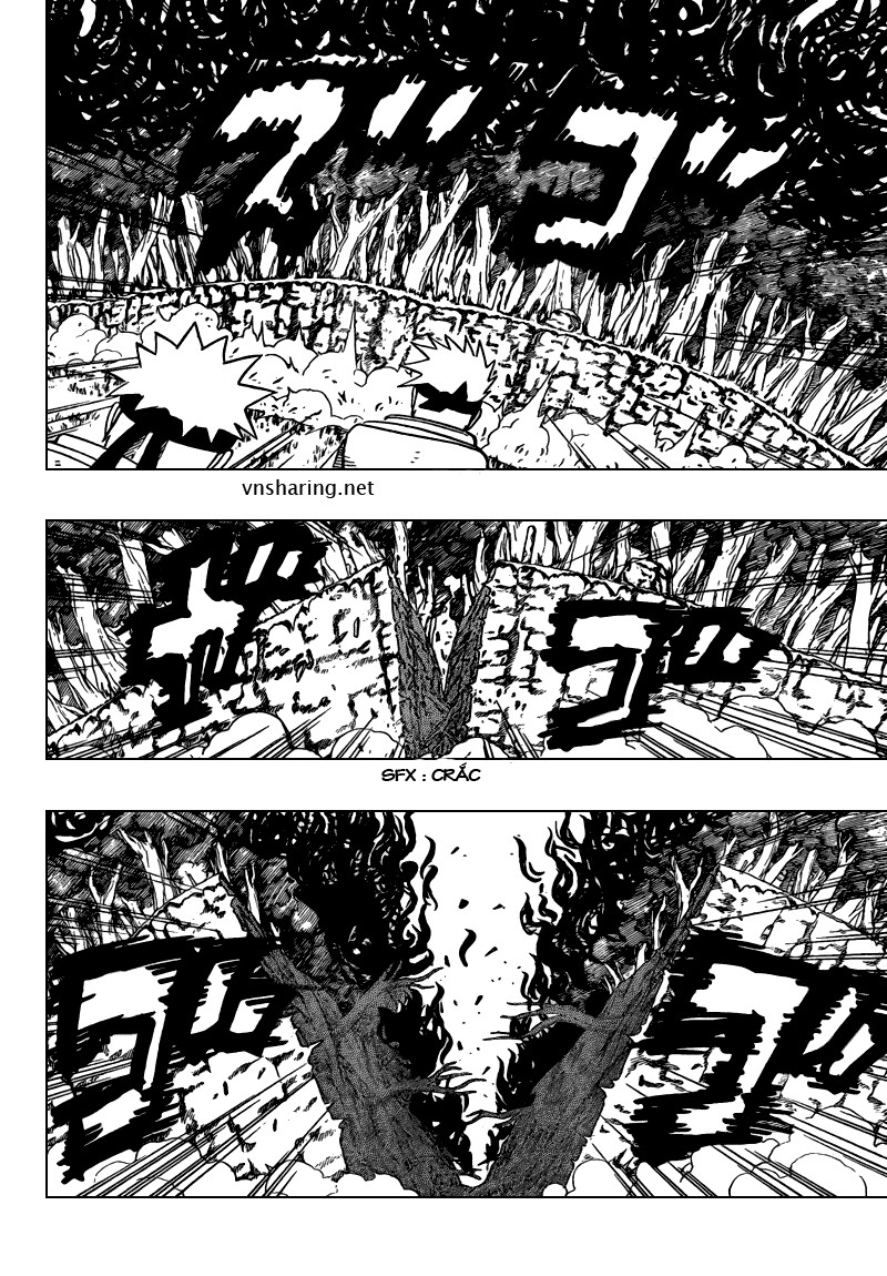 Naruto chap 396 Trang 10 - Mangak.info